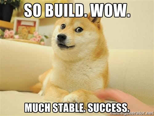 SO BUILD. WOW.