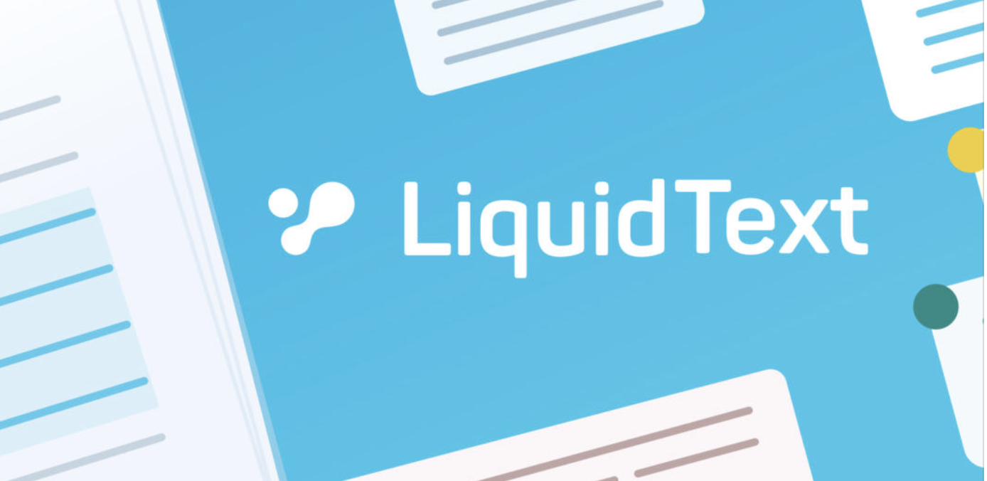 Illustration: Customer Spotlight: High-Performance PDF Rendering for LiquidText