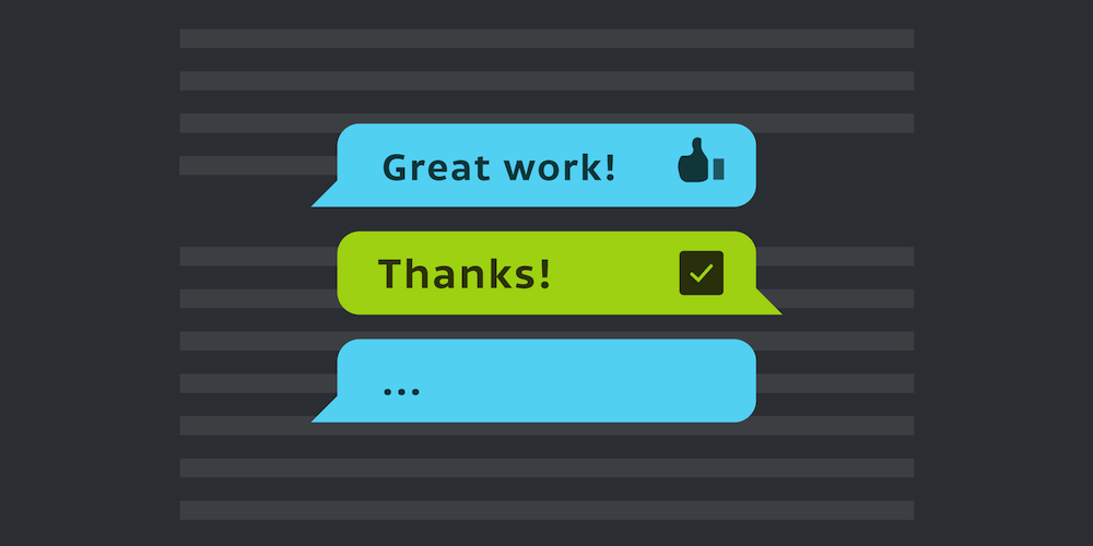 Illustration: Annotation Replies and Reviews