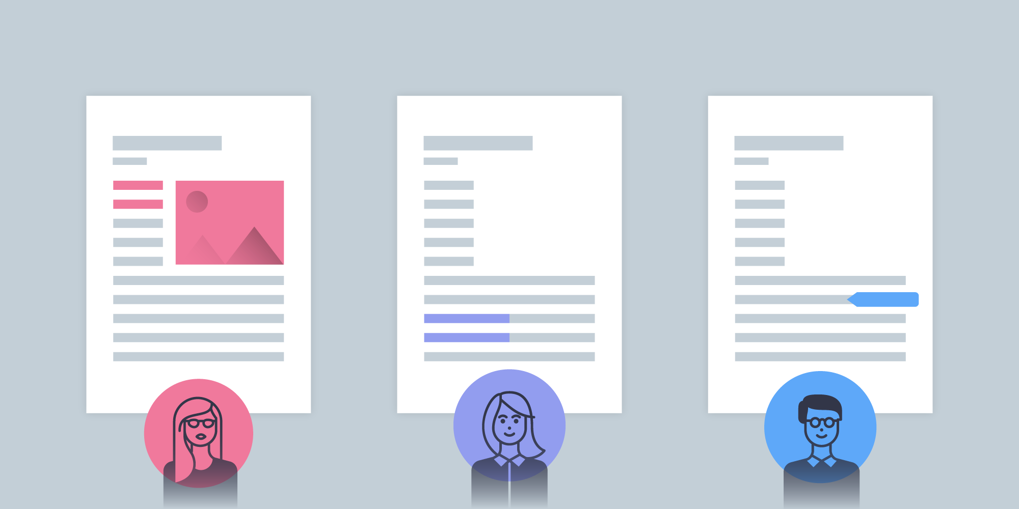 Illustration: Instant Layers — Multiple Users Annotate One Document