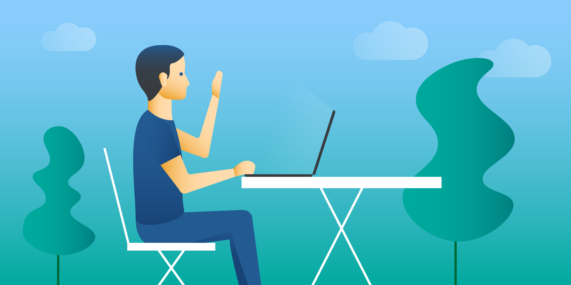Illustration: Remote Work: What I've Learned from a Decade as a Remote Software Engineer