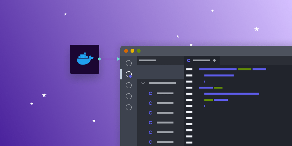 Illustration: Visual Studio Code, C++, and a Docker Container