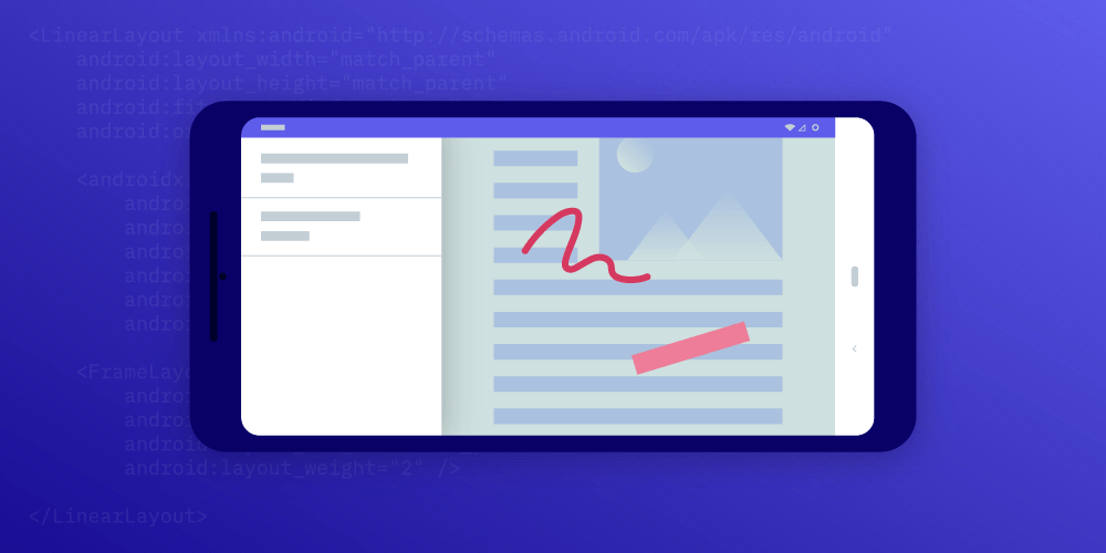 Illustration: Adding a Persistent Annotation Sidebar