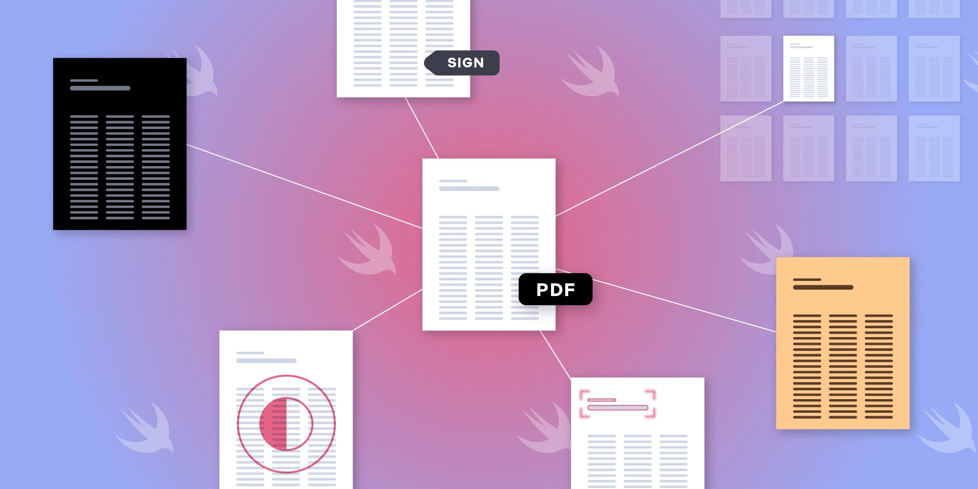 Illustration: Convert a PDF to an Image in Swift