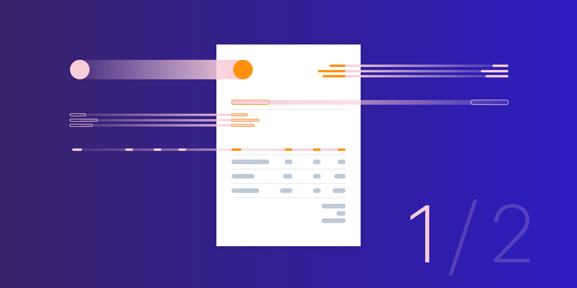 Illustration: Creating Invoices with PSPDFKit Server — Part 1