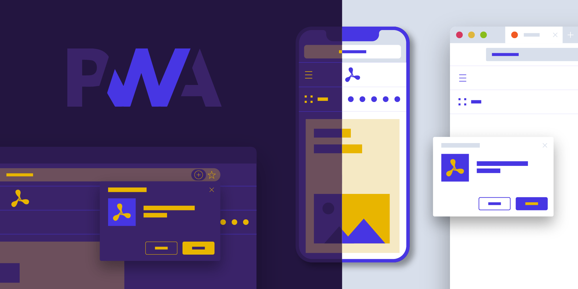Illustration: The State of Progressive Web Apps in 2020