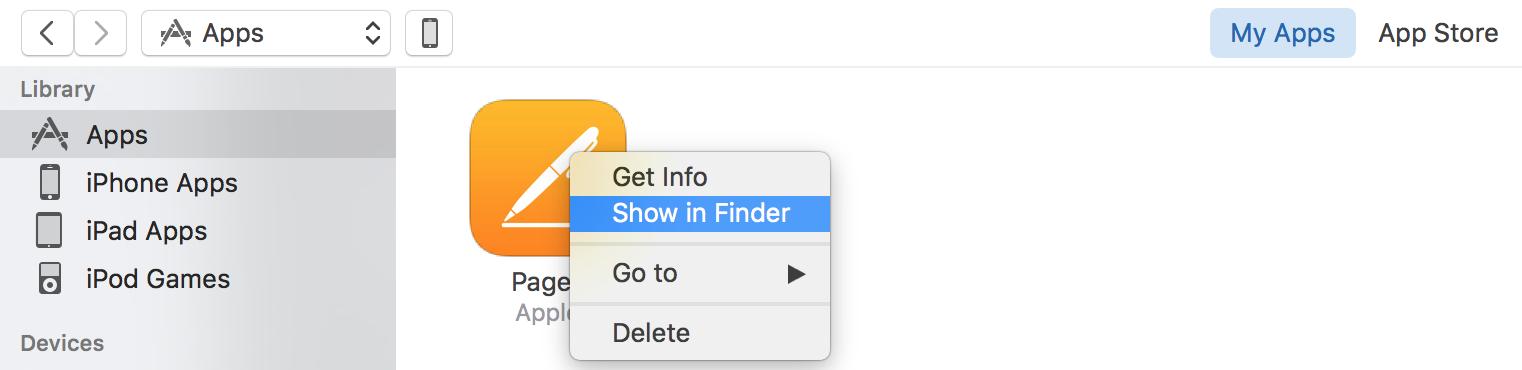 Finding The App Bundle Id Pspdfkit
