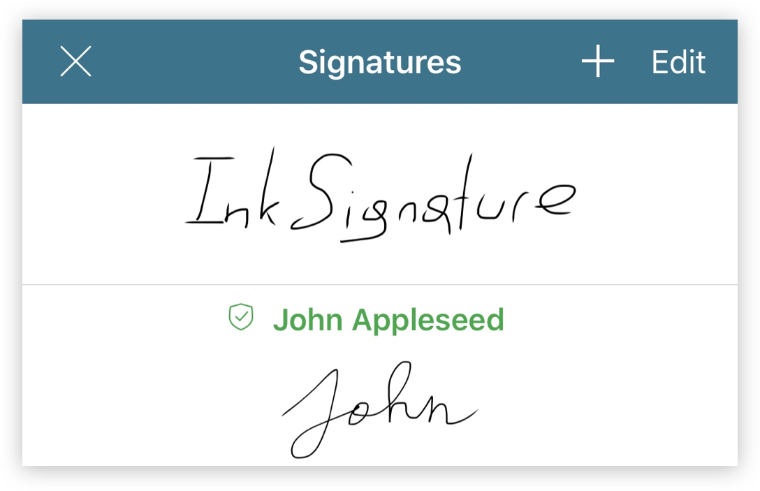 Digital Signatures | PSPDFKit