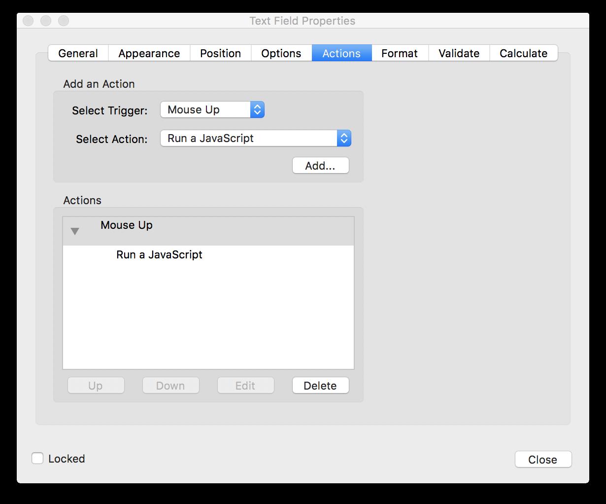 JavaScript Support | PSPDFKit