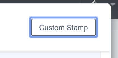 Navigate to Stamp Annotation Templates Button